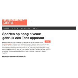 Nieuwsartikel 2