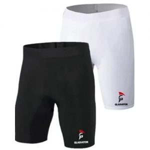 Gladiator Sports Compressie broek / liesbroek – Heren (In Zwart en Wit)