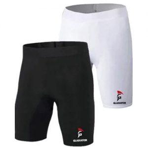 Gladiator Sports Compressie broek / liesbroek – Heren (In Zwart en Wit)
