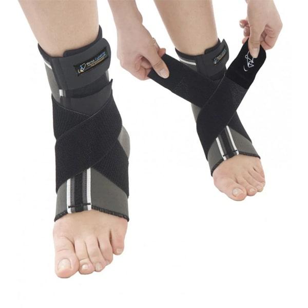 Morsa ThermoCY Lichtgewicht enkelbrace - Voetbal brace