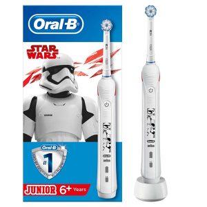 Junior Elektrische Tandenborstel Star Wars