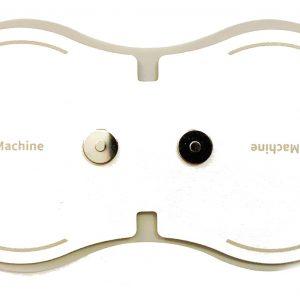 Gel Pad Elektrode voor Draadloos TENS apparaat VDP3
