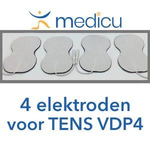 TENS elektroden pads voor VDP4