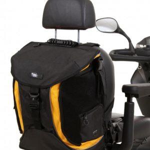 Splash Torba Go rolstoel & scootmobieltas-Grijs / Zwart