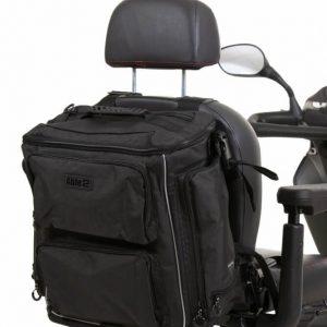 Splash Torba Luxe rolstoel & scootmobieltas -Zwart